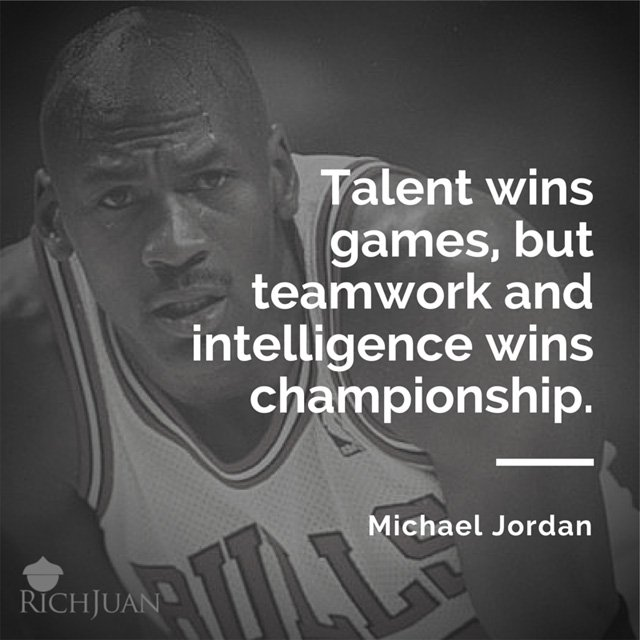 Michael Jordan: Motivation and Mastery of Leadership.